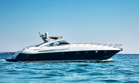 Charter 62' Alfamarine Power Mega Yacht In Balears, Spain