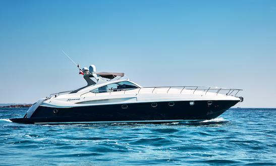 Charter 62' Alfamarine Power Mega Yacht In Balears, Spain