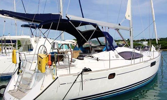 Jeanneau So 50ds Cruising Monohull Charter In Grenada