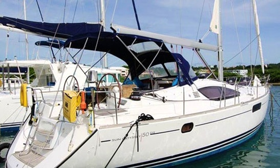 Jeanneau So 50ds Cruising Monohull Charter In Grenada