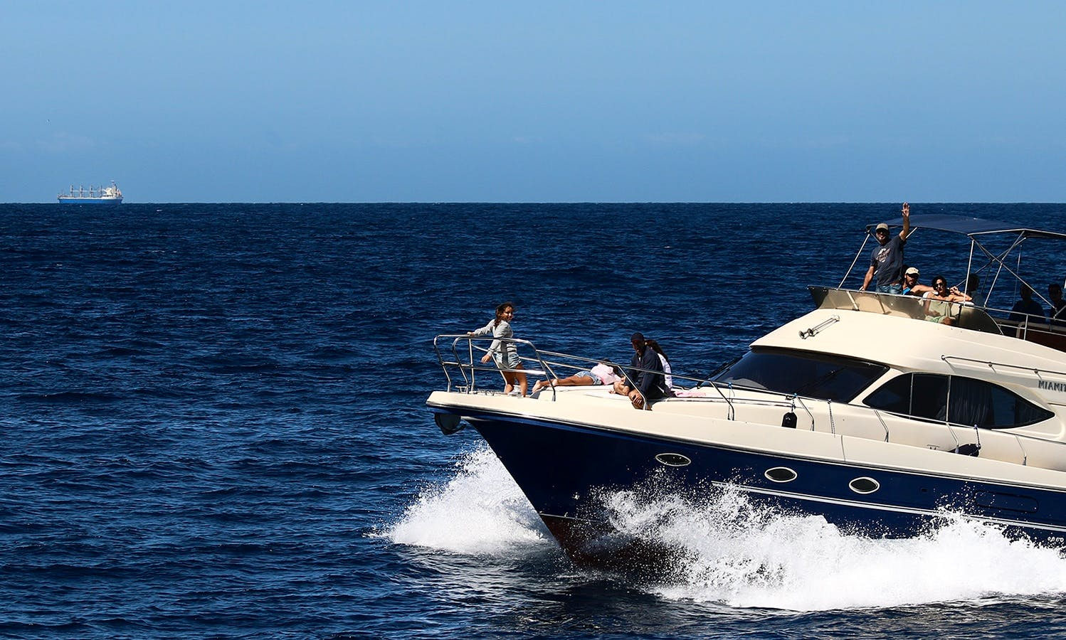 Exclusive Motor Yacht tours from Tarifa/ Barbate / Sotogrande /Alcaidesa or Algeciras