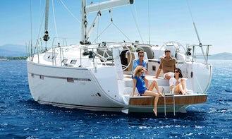 Charter 51' Bavaria Cruising Monohull in Procida, Italy