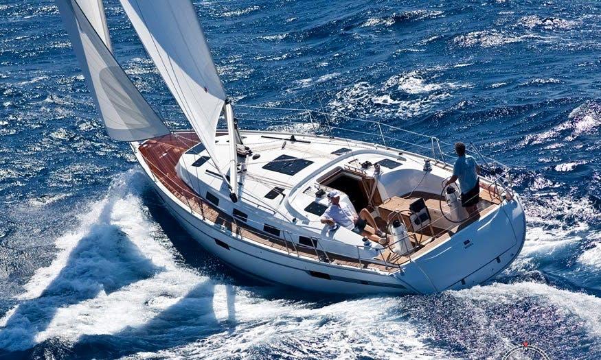 Charter 41' Bavaria Cruising Monohull in Procida, Italy
