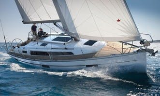 Charter 37' Bavaria Cruising Monohull in Procida, Italy