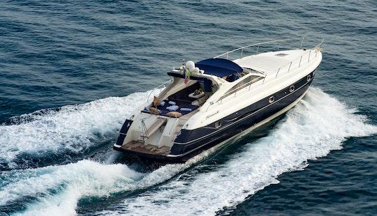 Charter 47' Alfamarine Motor Yacht In Amalfi, Italy