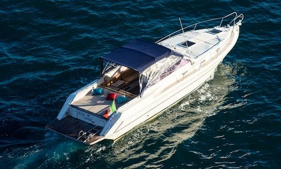 Charter Enterprise 34 Motor Yacht In Amalfi, Italy