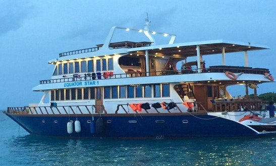 Passenger Boat Rental In Male North, Maldives!!