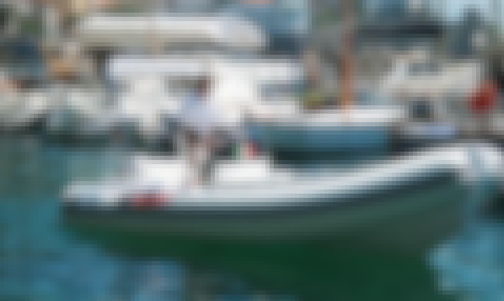 Rent Selva 540 Rigid Inflatable Boat in Amalfi, Italy