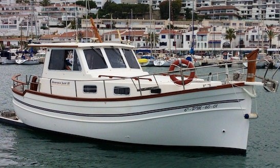 Motor Yacht Rental In Sitges