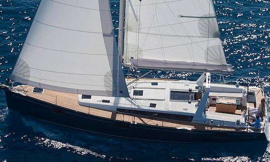 Charter 48' Oceanis Cruising Monohull In Split, Croatia