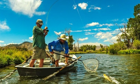 Fly Fishing Guides  In Twin Bridges, Montana