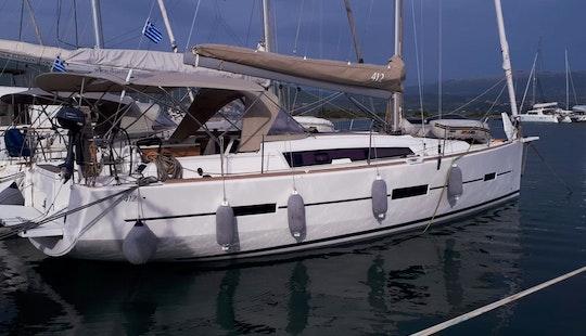 Explore Lefkada By Cruising Monohull Charter