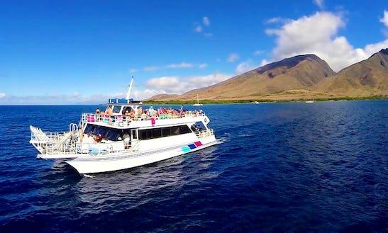 Molokini Snorkel Excursions & Snuba On