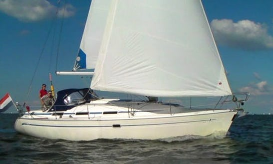 Skippered Private Sailing Charter In Amsterdam, Netherlands