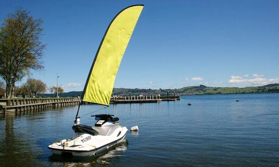 Hire Jet Ski In Taupo, New Zealand