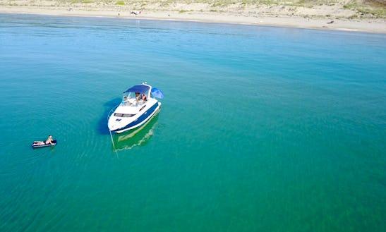 Motor Yacht In Sozopol