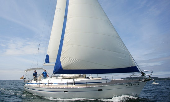 Charter 41' Bavaria Exclusive Cruising Monohull In Galicia, Spain