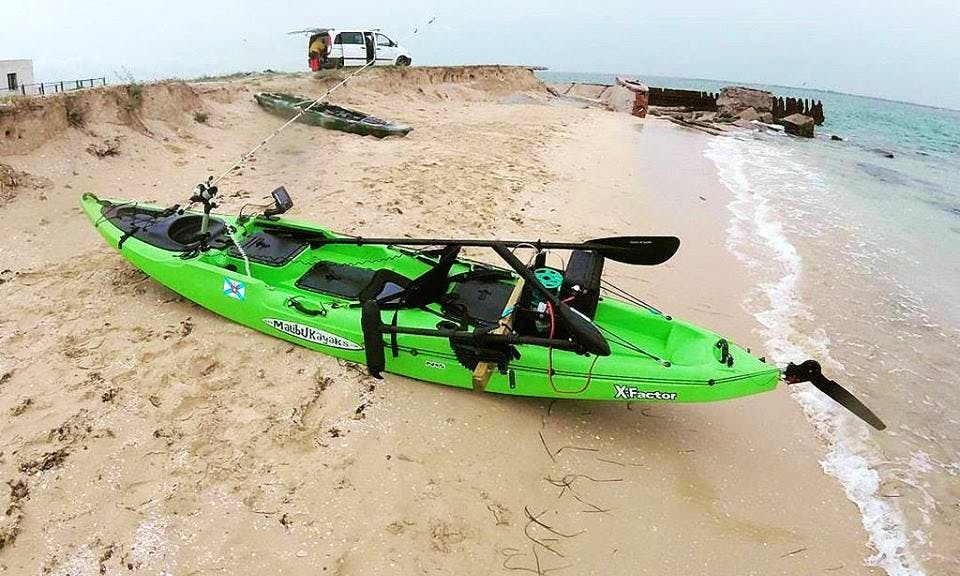 Single Kayak Rental and Tours in Newport Beach, CA