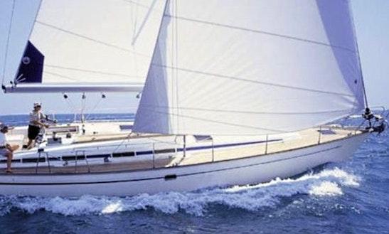 Charter 49' Bavaria - Figlio Cruising Monohull In Komolac, Croatia