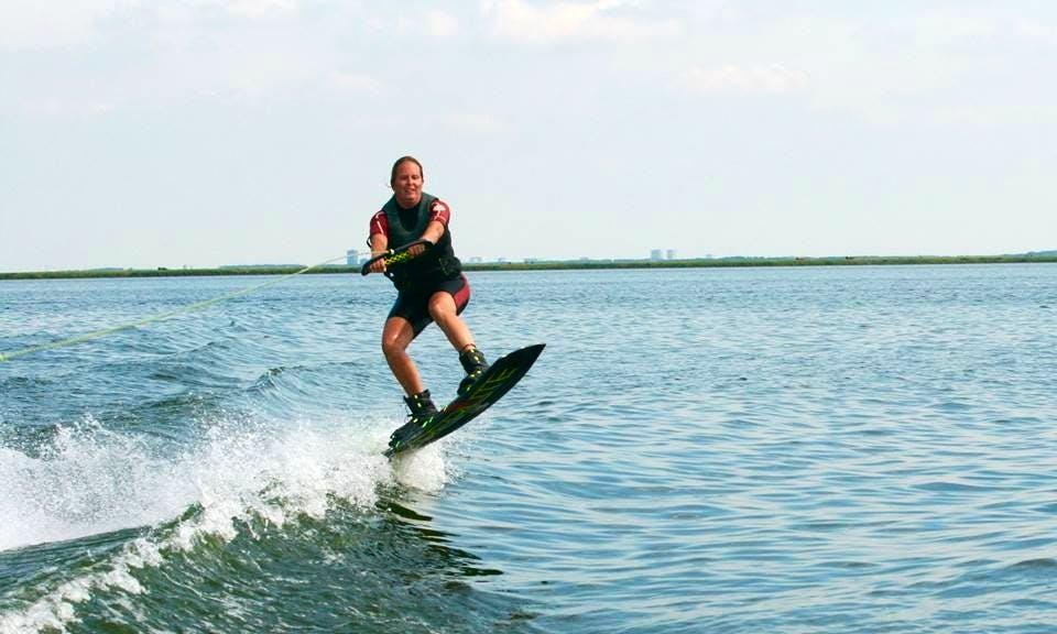 Enjoy Wakeboarding in Noord-Holland, Netherlands