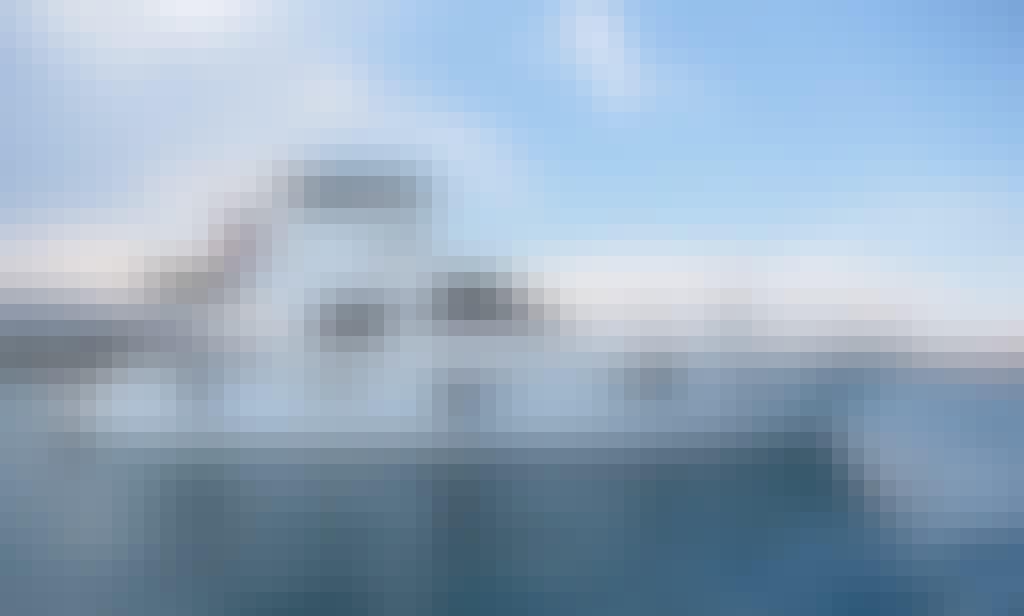 Beautiful 12 person yacht rental in Antalya