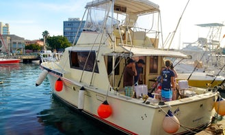 Half Day Fishing Charters For 6 - $500