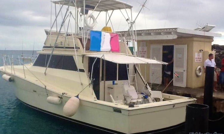 Enjoy Fishing in Bridgetown, Barbados with Captain Ralphie