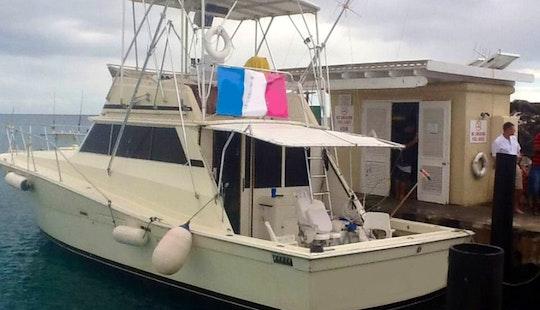 Enjoy Fishing In Bridgetown, Barbados With Captain Ralphie