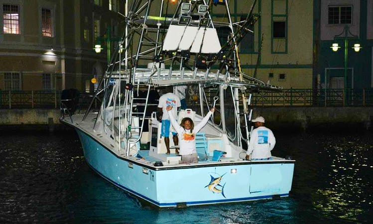 6 Can Hop Aboard For 4-hour Fishing Tour