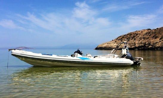 Fun Rib Rentals In Chania, Greece