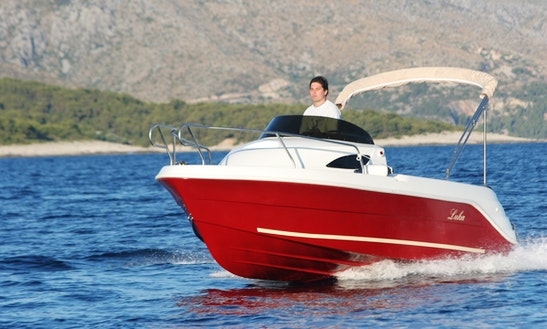 Bowrider Rental In Hvar