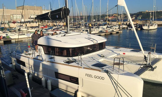 Day Rental Catamaran In Faro