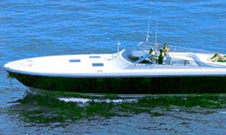 Charter 45' Itama Motor Yacht in Napoli, Italy