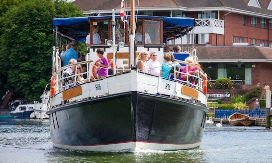 Explore Reading, England On Passenger Boat