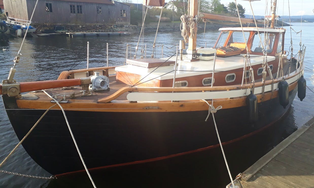 Schooner rental in Oslo
