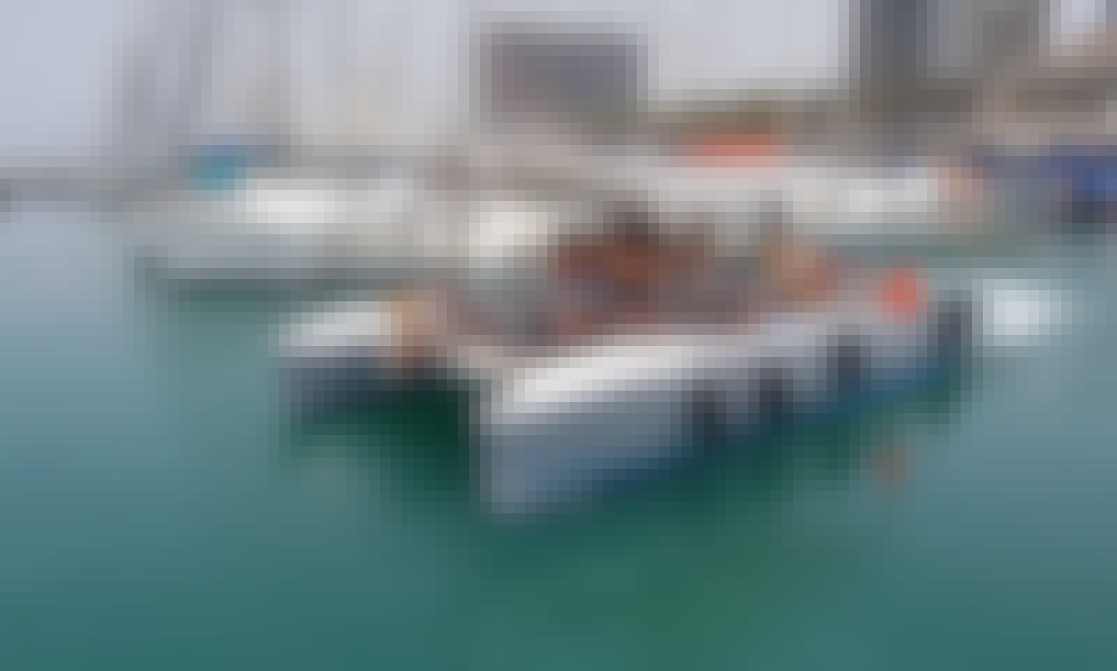 Power Catamaran Cruises for 14 People in Tel Aviv, Israel