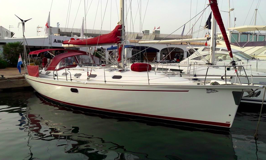 Wonderful Dufour Sail Boat 10 People