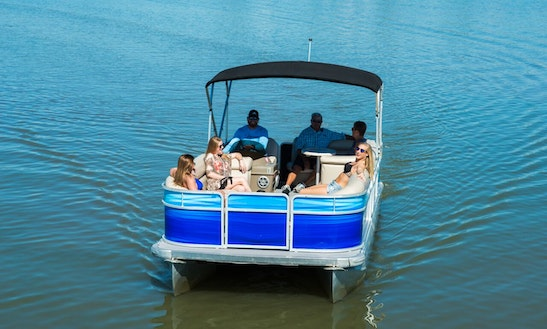 Rent This 22' Pontoon And Go Explore Bonita Springs, Florida
