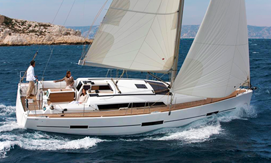 Enjoy On This Beautiful Dufour 410 Gl Cruising Monohull In Il-gżira, Malta