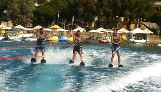 Ever Tried Water Skiing?