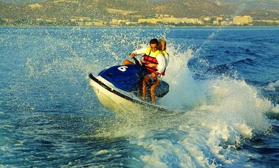 1 Or 2 Person Jet Ski Rides!