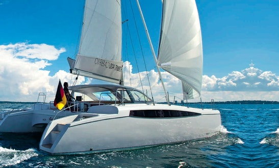 Cruising Catamaran For Rental