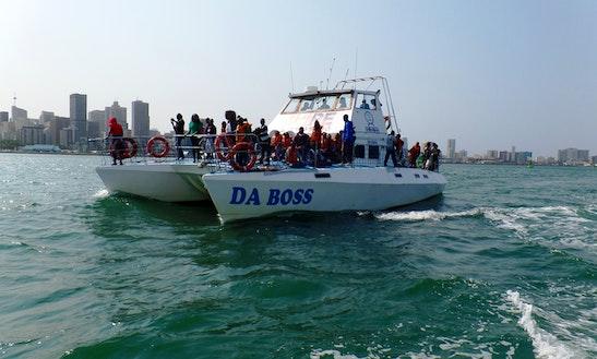 Da Boss (luxury Catamaran) In Durban
