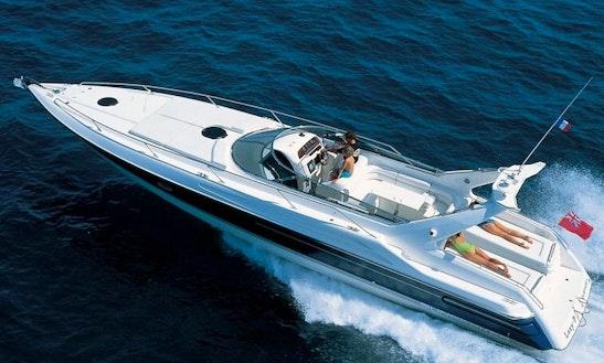 The Rolls Royce Of Boats 55 Sunseeker. Manhattan Express.