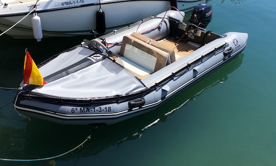 Rib Rental In Benalmádena