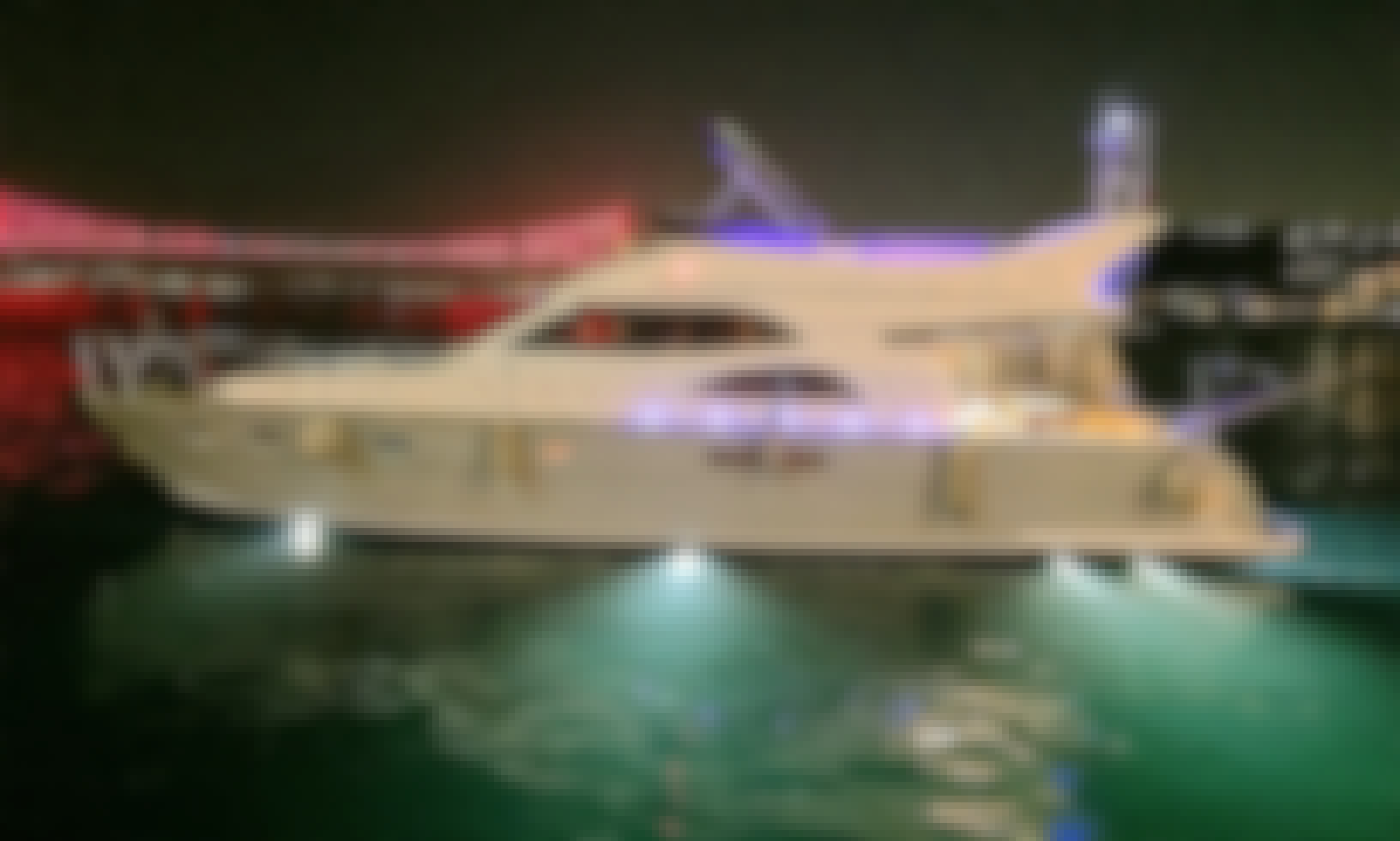 Motor Yachts in istanbul for rental