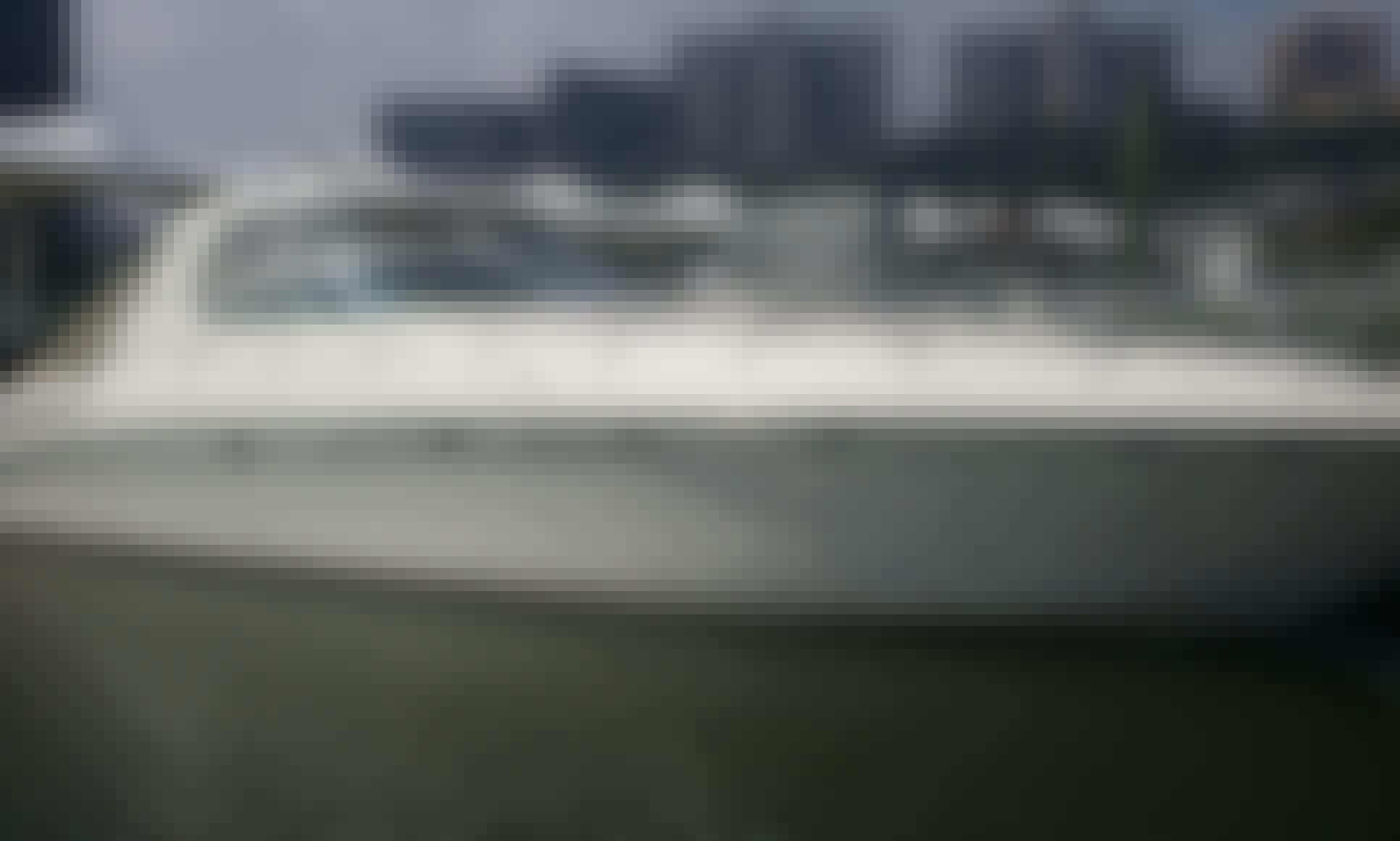 Power Mega Yacht rental in Pompano Beach ,Florida.