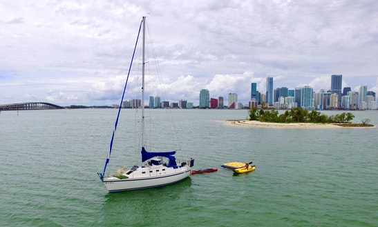 Yacht Party Rental - 30' Sail Yacht