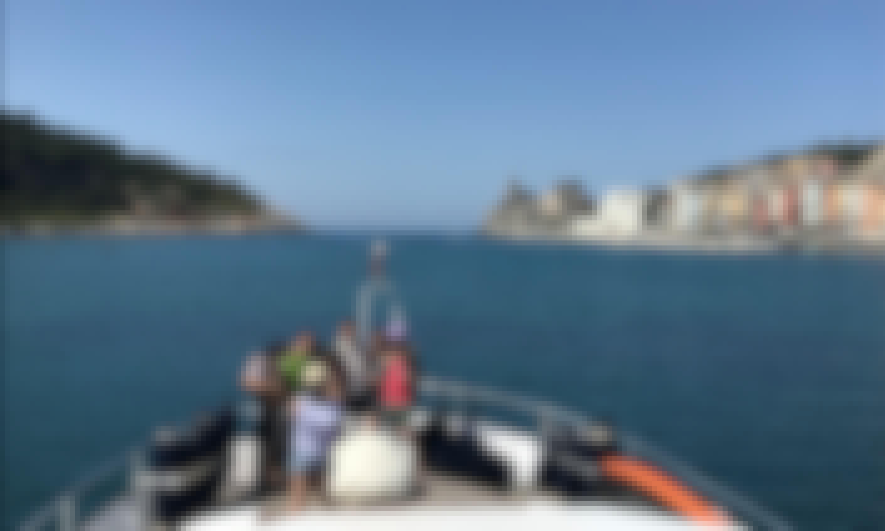 Cruising Saint Tropez with 18 People Motor Yacht