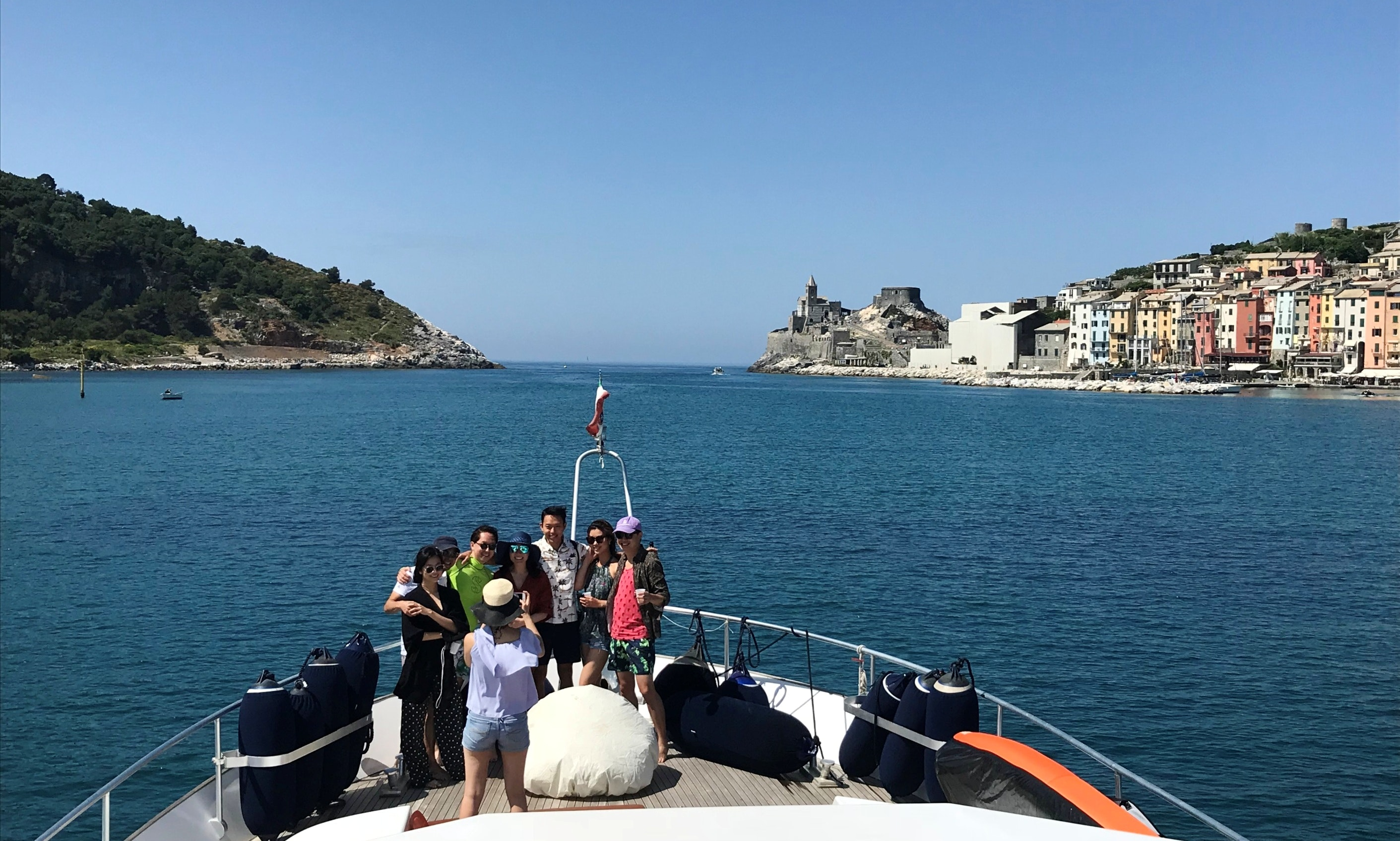 Cinque Terre Yacht Tour Getmyboat